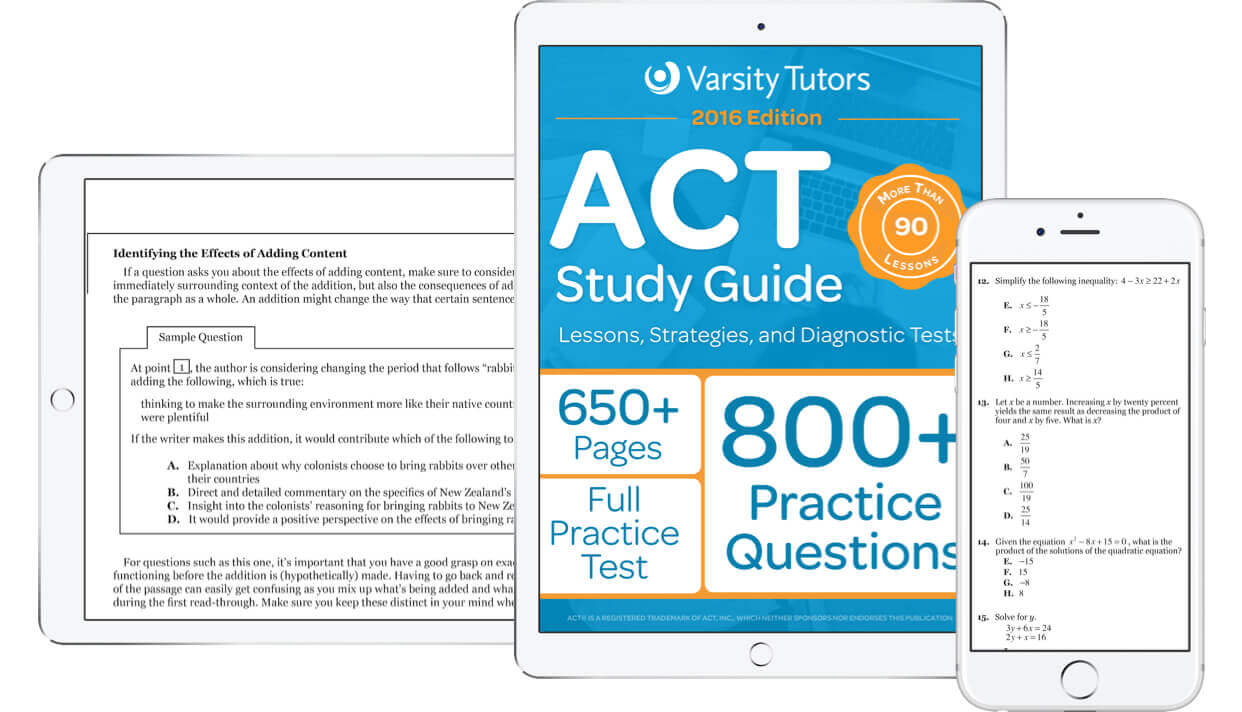 mobile test prep books