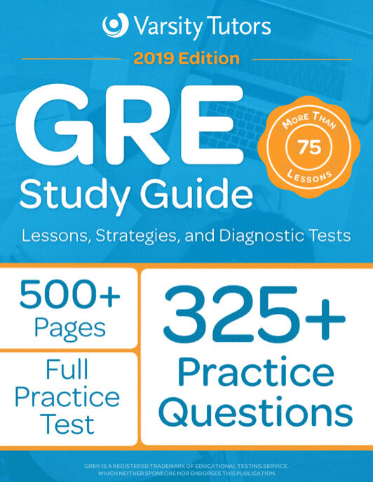 Varsity Tutors - GRE Prep Book