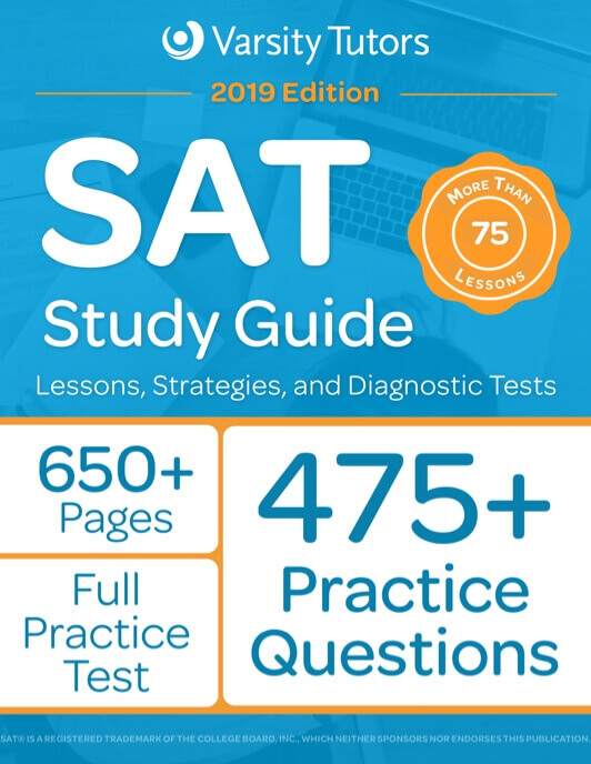 Varsity Tutors - SAT Prep Book