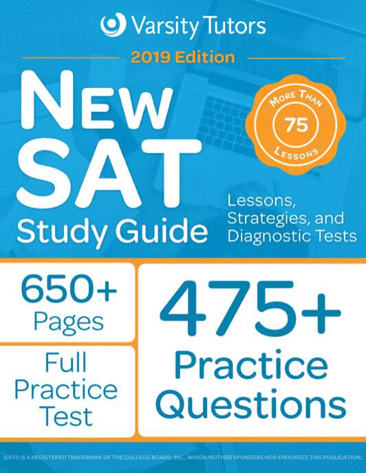 Varsity Tutors - SAT Prep Book