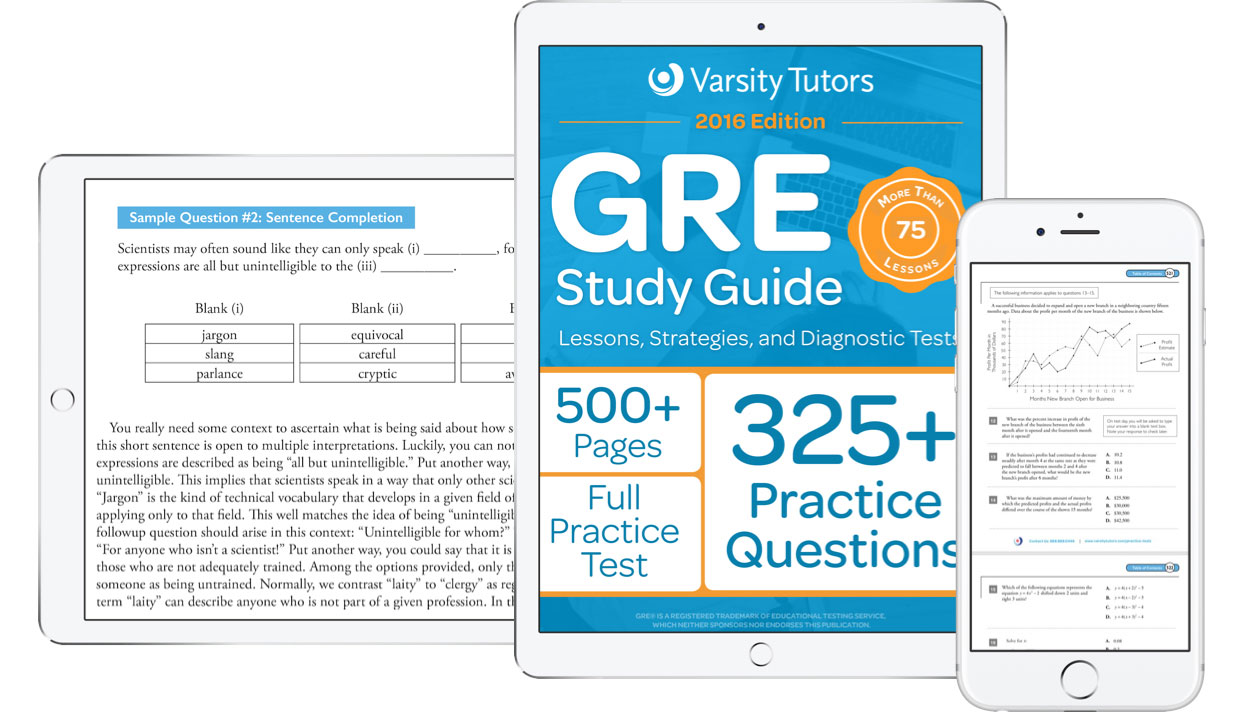 mobile test prep books