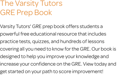 Text ebook intro gre