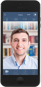 Phone mobile app